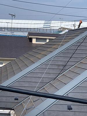 家の屋根や外壁は思っている以上に傷んでいます!! | 外壁塗装・屋根塗装・防水工事 優良専門業者|株式会社 あらた[東京都足立区]