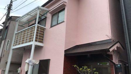 施工事例 足立区 葛飾区 江戸川区の外壁塗装・屋根塗装・防水工事 優良塗装専門業者 株式会社あらた