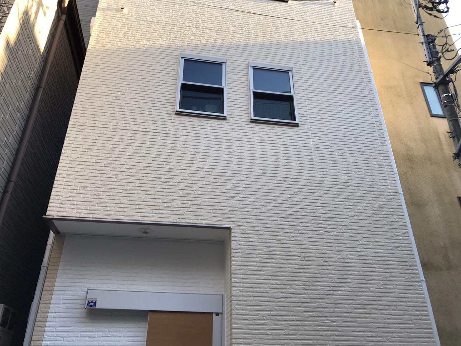 施工事例 北区 I様邸 | 足立区 葛飾区 江戸川区の外壁塗装・屋根塗装・防水工事 優良塗装専門業者|株式会社あらた